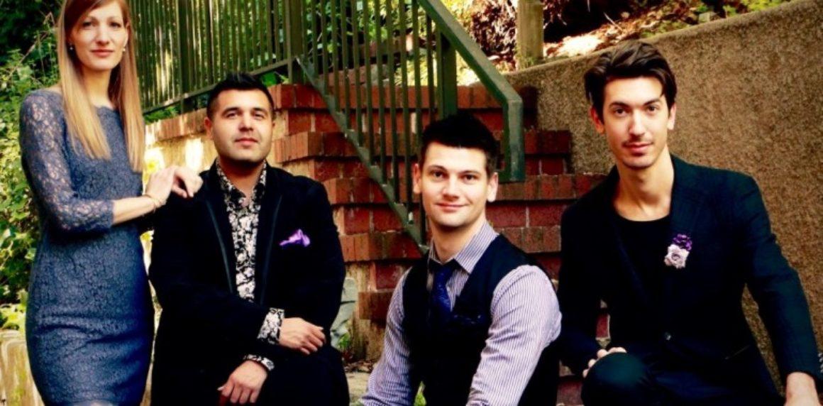 Music at St Patrick – w/ Mana Quartet