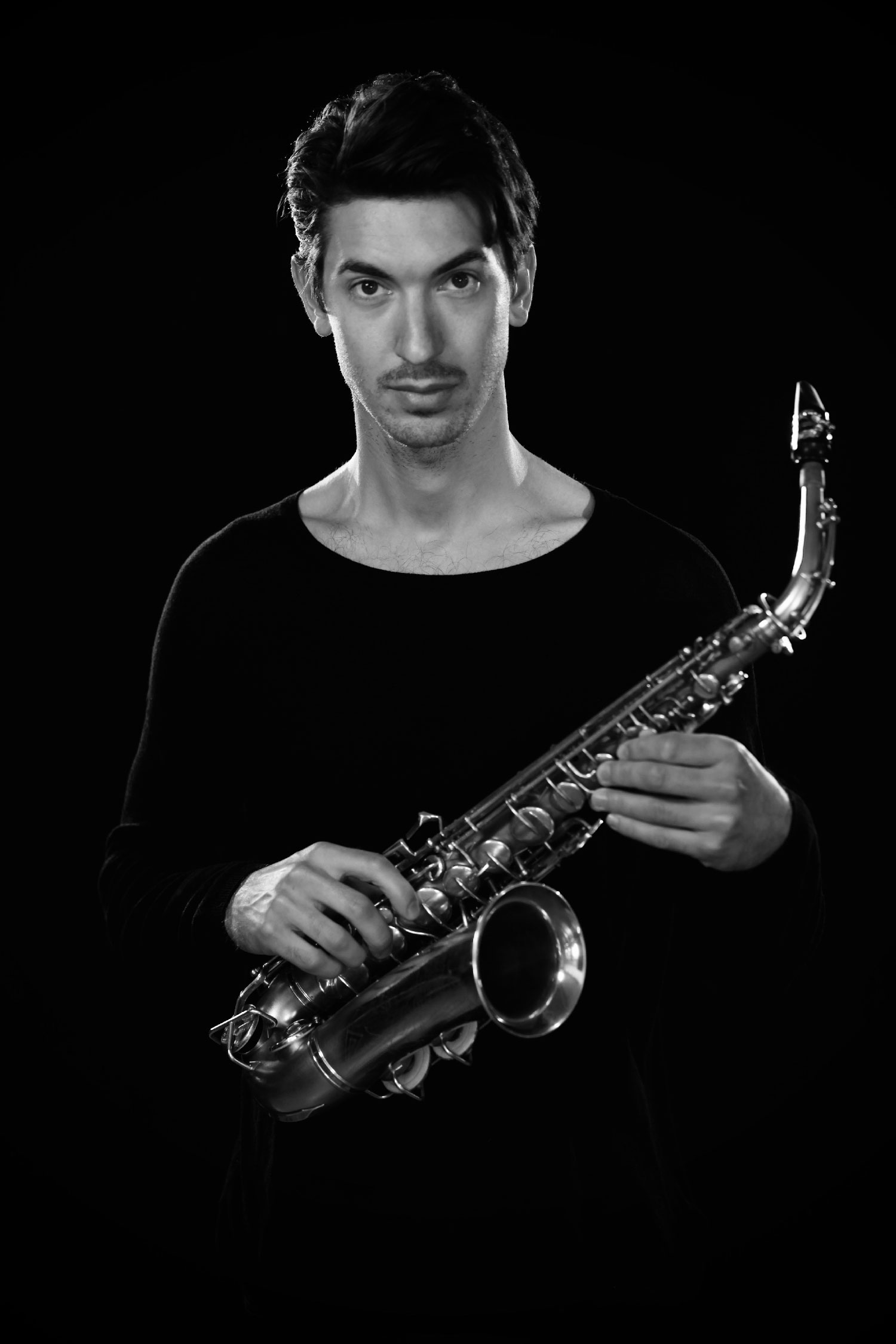 Michael Mortarotti Alto Saxophone